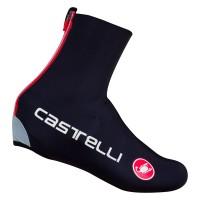 Castelli Couvre Chaussures Diluvio Noir - Val de Loire Vélo - Tours Blois Taille XXL