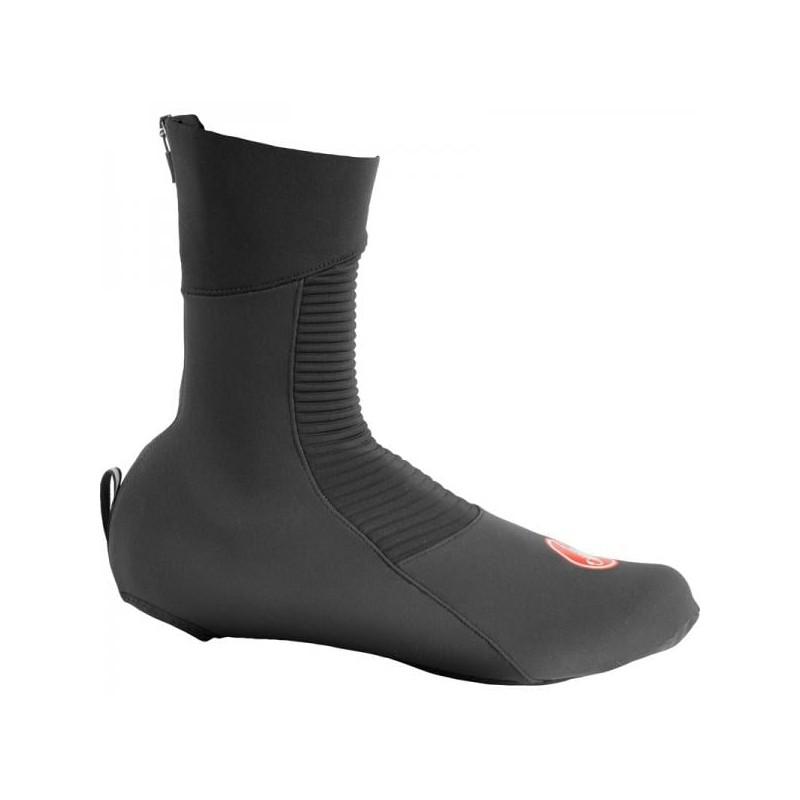 Castelli Couvre-Chaussures Entrata Noir - Val de Loire Vélo - Tours Blois Taille L