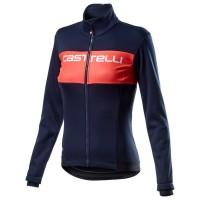 Castelli Veste Como Bleu/Rouge - Val de Loire Vélo - Tours Blois Taille XS