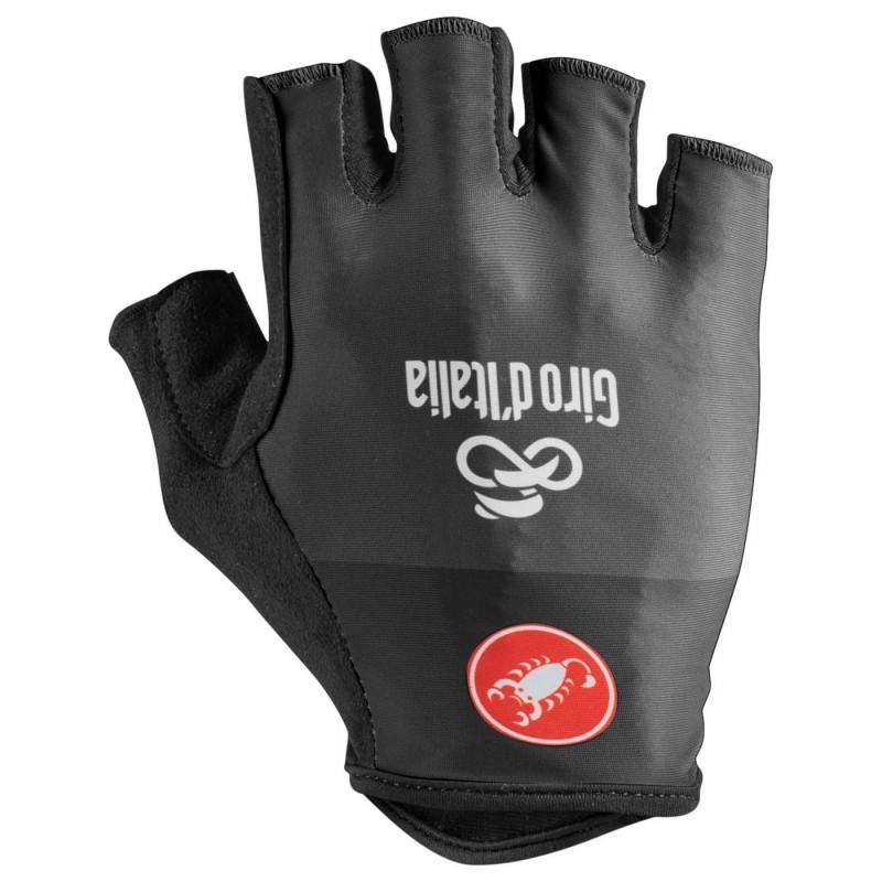 Castelli Gant Giro Glove Noir - Val de Loire Vélo - Tours Blois Taille XS