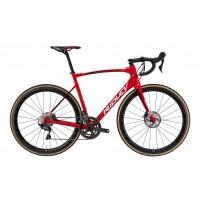 Ridley Fenix SL disc Shimano Ultegra rouge chez Val de Loire Vélo Taille XS