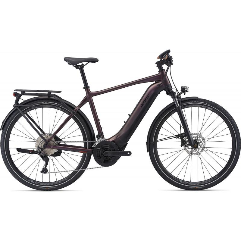Giant Explore E+ 1 Pro GTS 2021 - Vélo de ville électrique Taille S