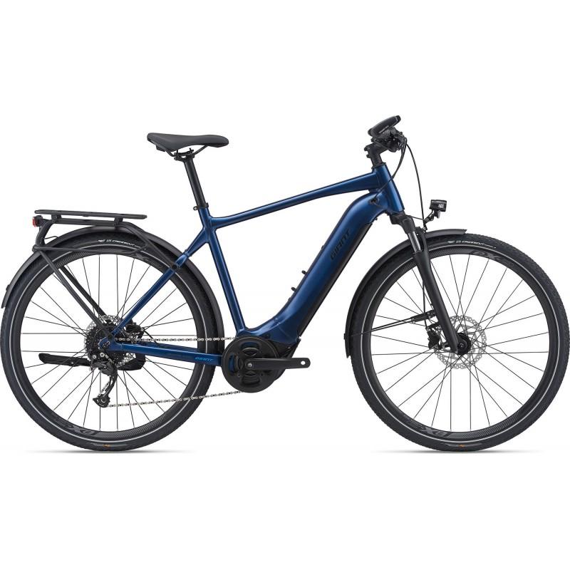 Giant Explore E+ 2 GTS 2021 - Vélo de ville électrique Taille S