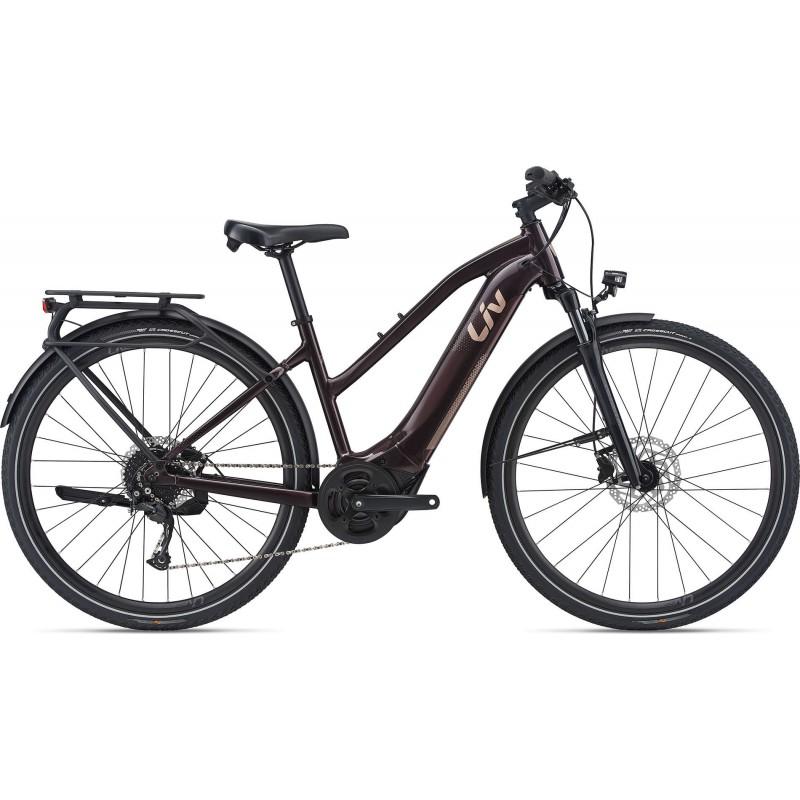 Liv Amiti-E+ 2 2021 - Vélo de ville électrique Taille XS