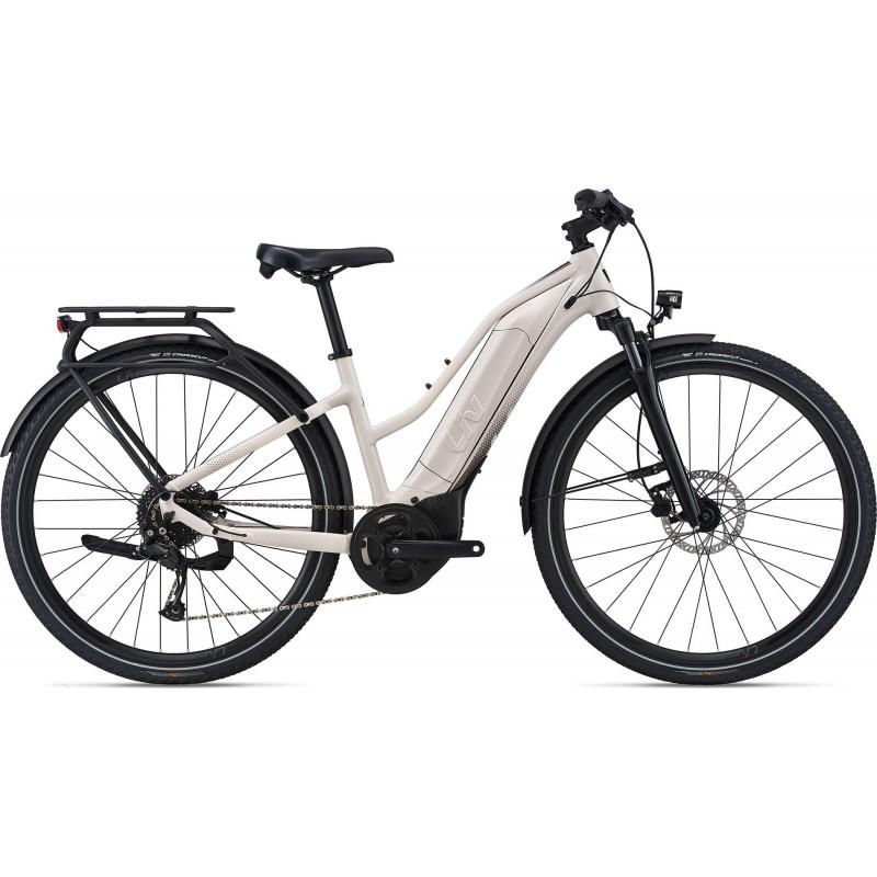 Liv Amiti-E+ 3 2021 - Vélo de ville électrique Taille XS