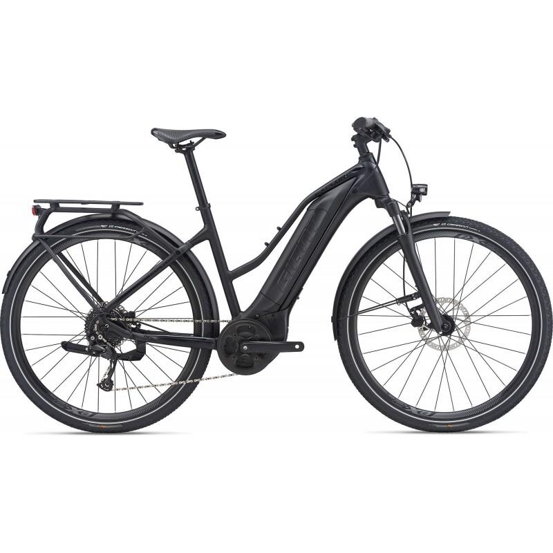 Giant Explore E+ 3 STA 2021 - Vélo de ville électrique Taille S