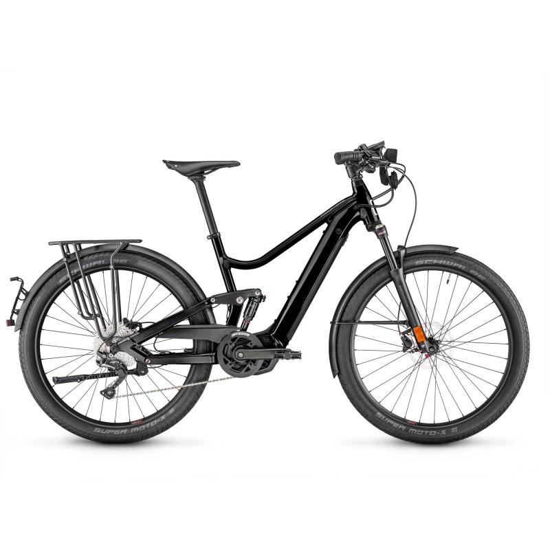 Moustache Friday 27 FS Speed - Vélo électrique - Val de Loire Vélo Tours-Blois Taille M Couleur Noir brillant