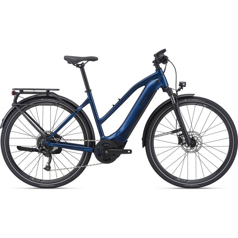 Giant Explore E+ 2 STA 2021 - Vélo de ville électrique Taille S