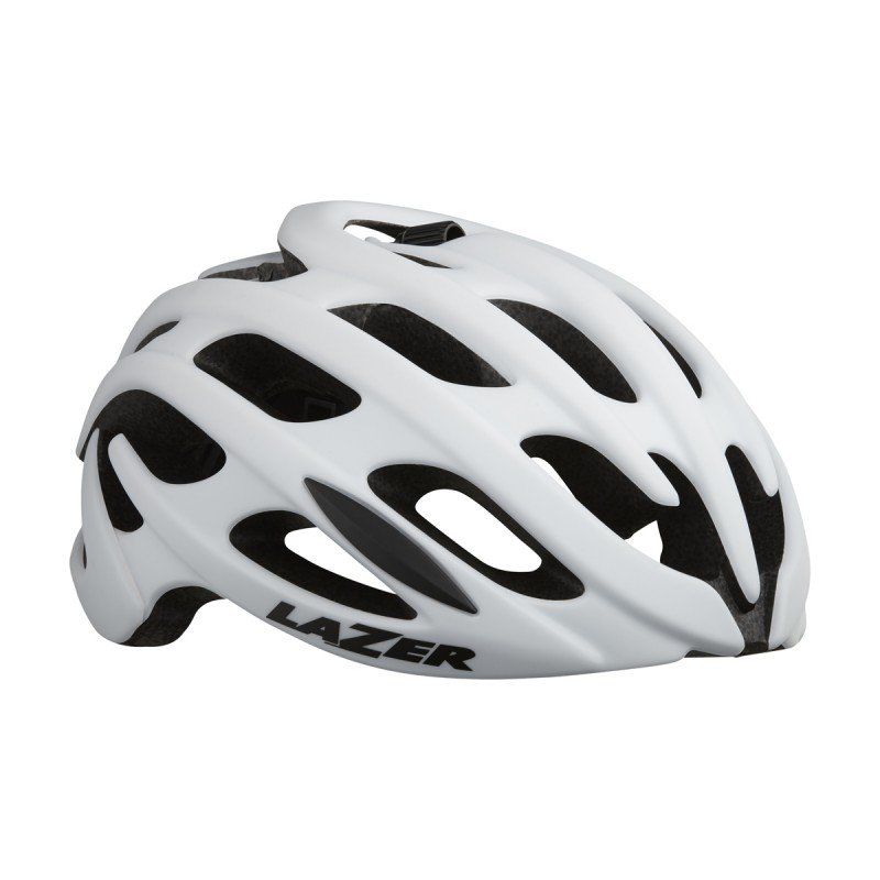 Lazer Casque Blade + Blanc - Val de Loire Vélo - Tours Blois Taille S
