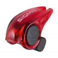 Sigma Breaklight - Val de Loire Vélo Tours-Blois Couleur Rouge