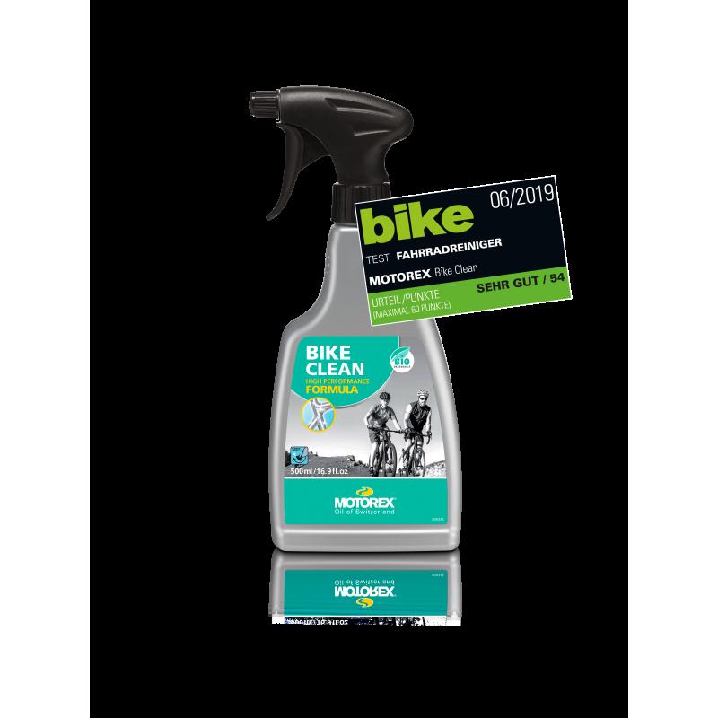 Motorex Bike Clean 500 mL- Val de Loire Vélo Tours-Blois