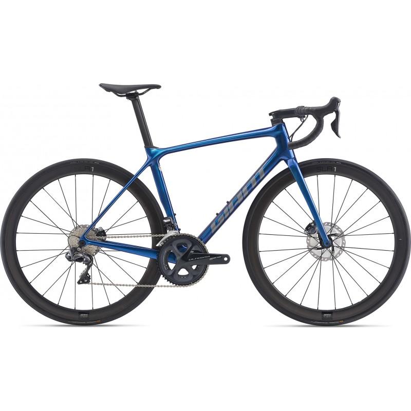 Giant TCR Advanced Pro 0 Disc 2021 vélo de route chez Val De Loire Vélo Taille XS
