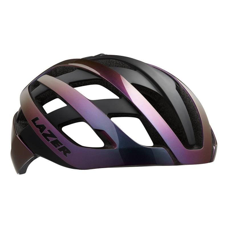 Lazer Genesis - Val de Loire Vélo Tours-Blois Taille S Couleur Violet