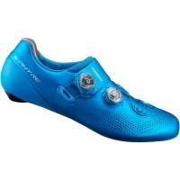 Shimano Chaussures RC901 S-Phyre  - Val de Loire Vélo Tours-Blois Couleur Bleu Taille 42