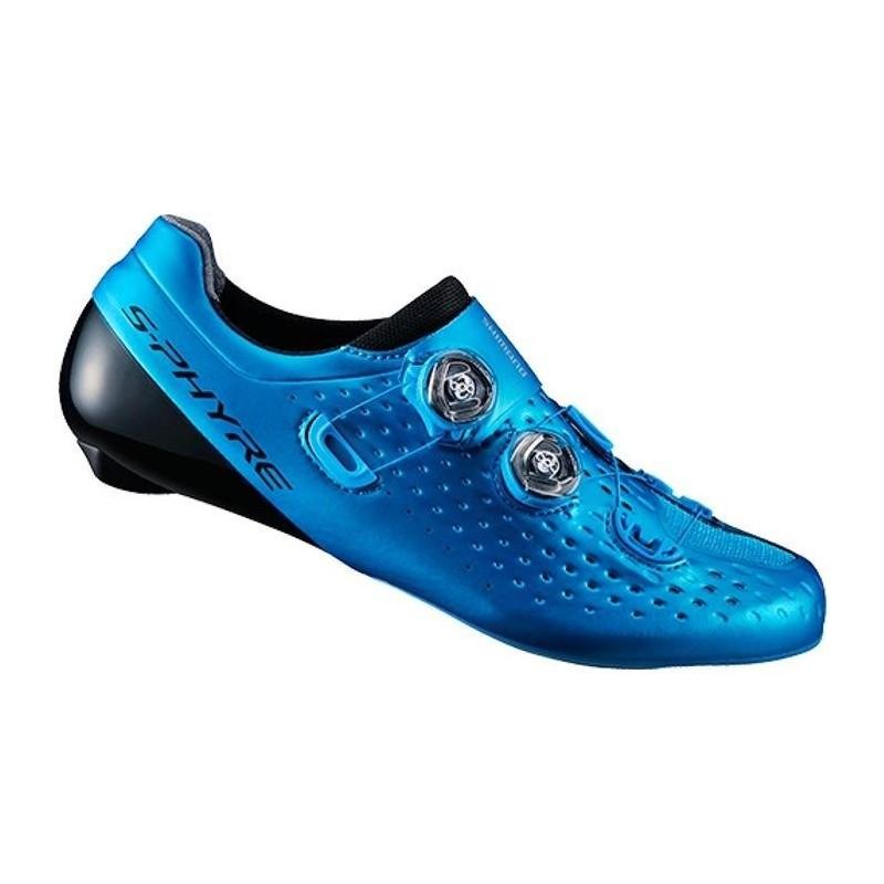 Shimano Chaussures RC900 - Val de Loire Vélo Tours-Blois Couleur Bleu Taille 44