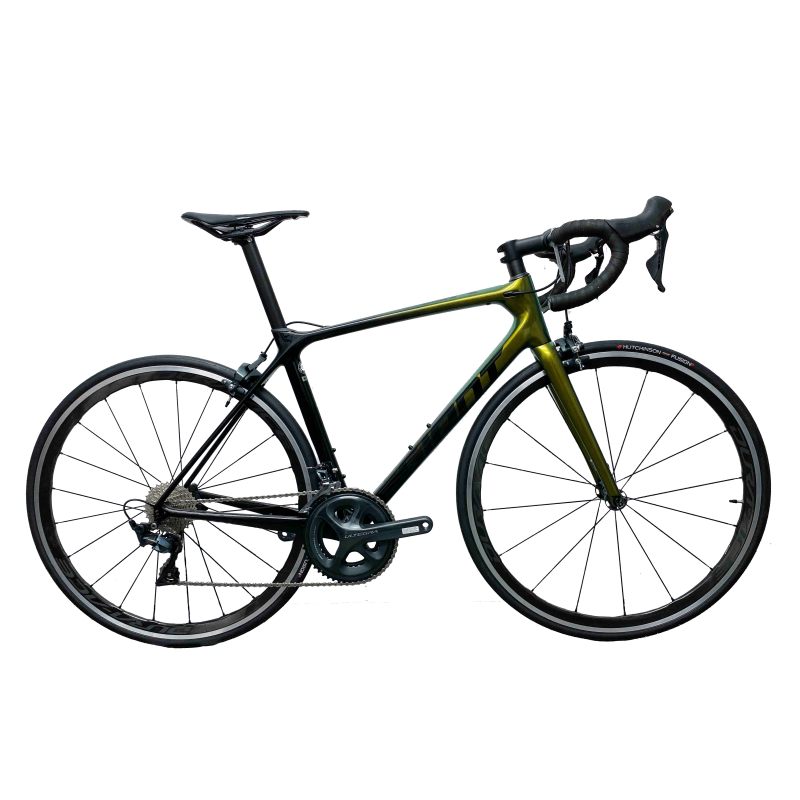 Giant TCR Advanced Pro 1 Disc le vélo de route chez Val De Loire Vélo Taille M
