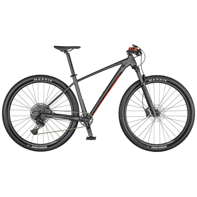 Scott Scale 970 Dark Grey - Val de Loire Vélo Tours-Blois Taille M
