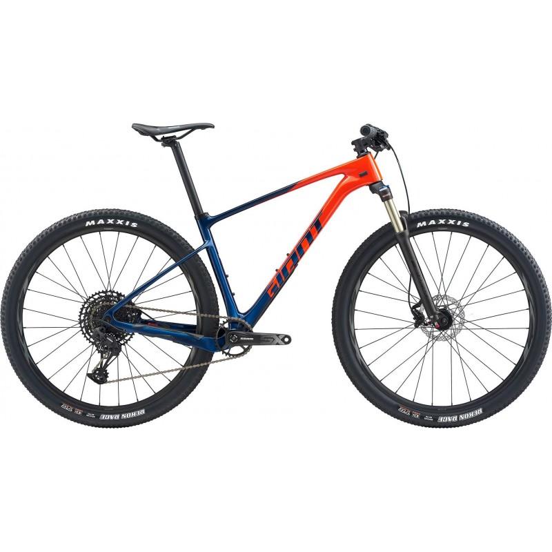 Giant  XTC Advanced 29 3 2020 - VTT Giant - Val de Loire Vélo Taille M