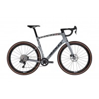 Ridley Kanzo Fast GRX800 anthracite chez Val de Loire Vélo Taille XS