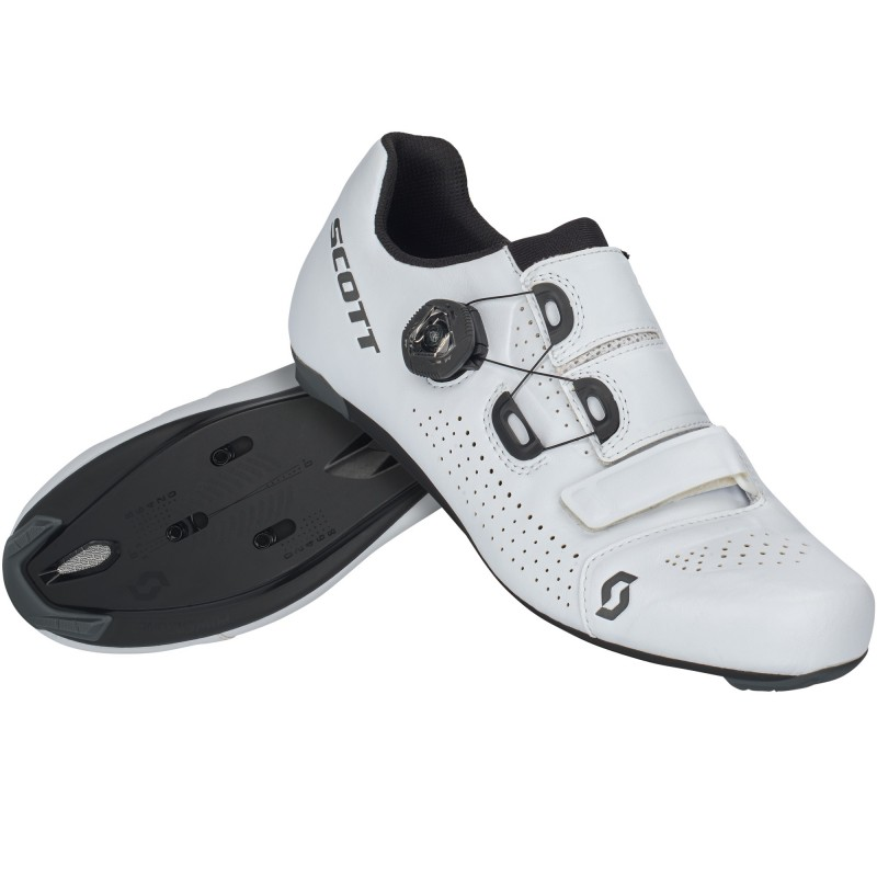Scott Road Team Boa White - Val de Loire Vélo Tours-Blois Taille 42