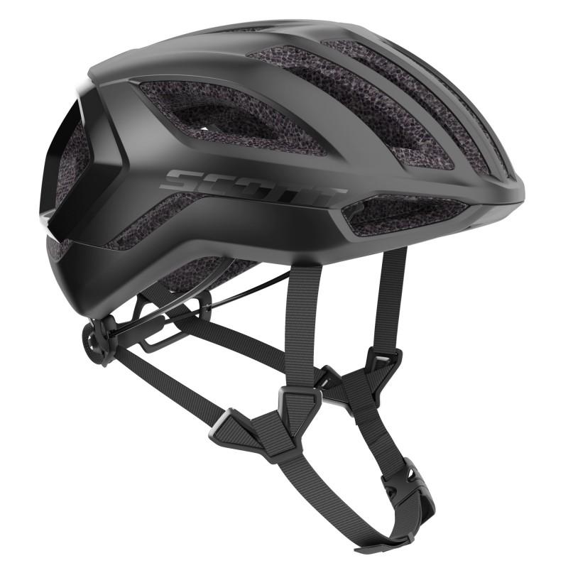 Scott Casque Centric Plus Black - Val de Loire Vélo Tours-Blois Taille M