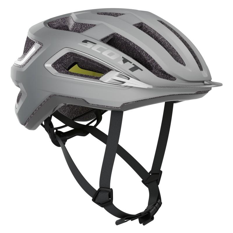 Scott Casque ARX Plus Silver - Val de Loire Vélo Tours-Blois Taille M