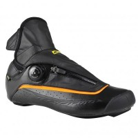 Mavic Chaussures Ksyrium Pro Thermo Couleur Noir Taille 42 2/3