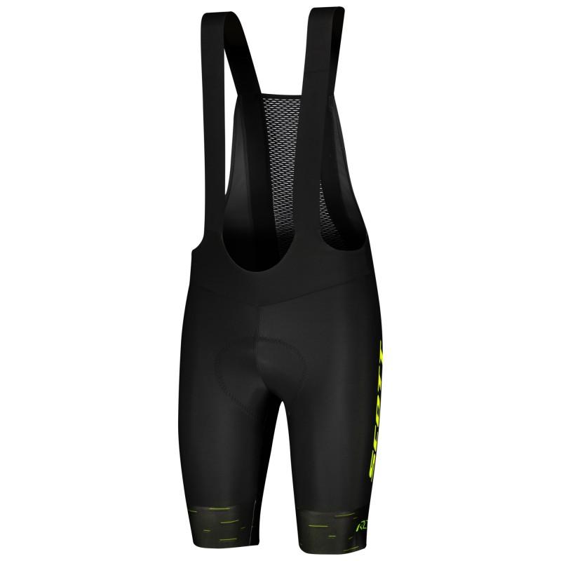 Scott Cuissart RC Pro +++ Black/Yellow - Val de Loire Vélo Tours-Blois Taille M