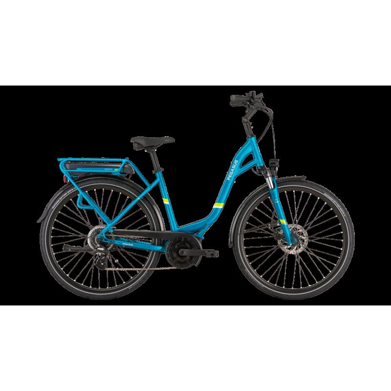 Pegasus Solero E8 Plus Wave 2021 Bleu chez Val de Loire Vélo Taille 50