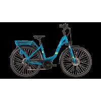 Pegasus Solero E8 Plus Wave 2021 400wh Bleu chez Val de Loire Vélo Taille 50