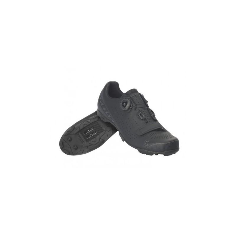 Scott Chaussures Mtb Vertec Boa M - Val de Loire Vélo Tours-Blois Couleur Noir Taille 40