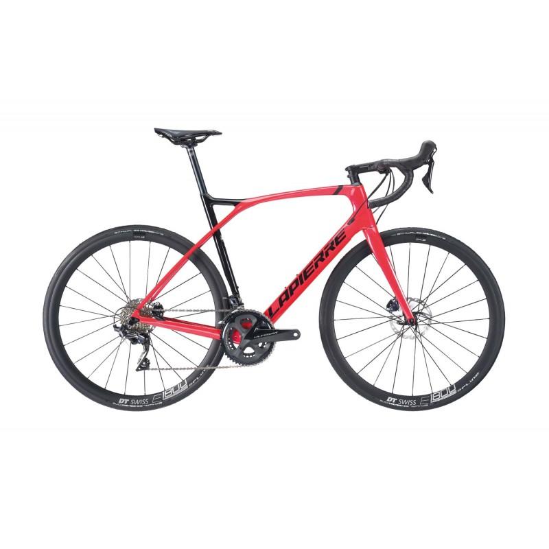 Lapierre Xelius SL 6.0 Disc - Vélo Route - Val de Loire Vélo Tours-Blois Taille XL