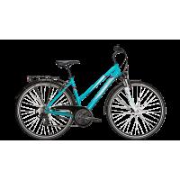 Pegasus Avanti 18 Turquoise - Val de Loire Vélo Tours-Blois Taille 50