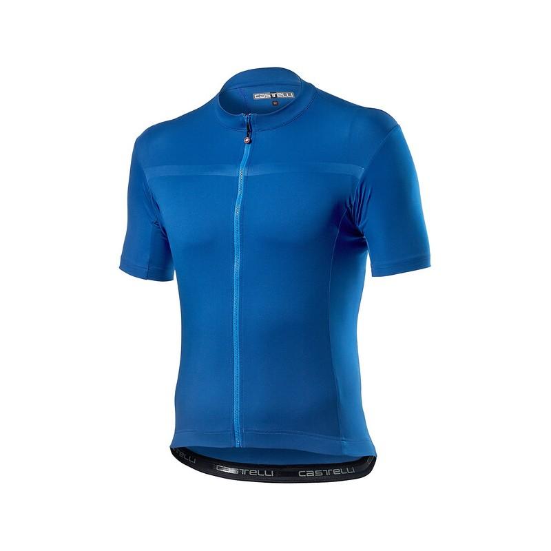 Castelli Maillot Classifica Bleu - Val de Loire Vélo - Tours Blois Taille XS