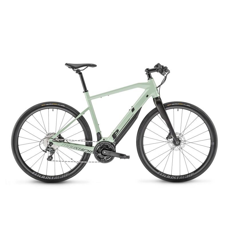 Moustache Dimanche 28.1 S 2021 - Vélo électrique - Val de Loire Vélo Tours-Blois Taille S