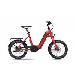 Flyer Upstreet 1 5.00 Red 500Wh