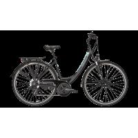 """Pegasus Piazza 21 28"""" Noir-Bleu - Val de Loire Vélo Tours-Blois Taille 45"""