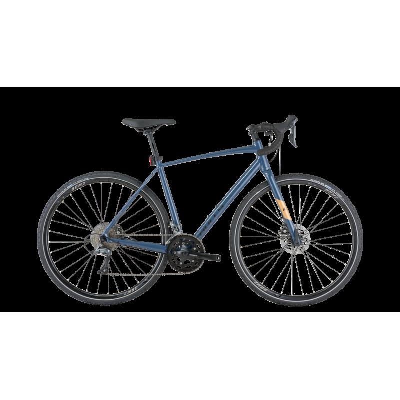 Bulls Gravel Grinder 1 Gris - Val de Loire Vélo Tours & Blois Taille 52