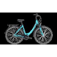 """Pegasus Piazza 7 28"""" aqua blue - Val de Loire Vélo Tours-Blois Taille 50"""