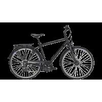 """Pegasus Savona SL 24 homme 28"""" noir - Vélo Ville homme - Val de Loire Vélo Taille 48"""