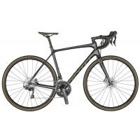 Scott Addict 10 Disc carbon onyx black - Val de Loire Vélo Tours-Blois Taille S