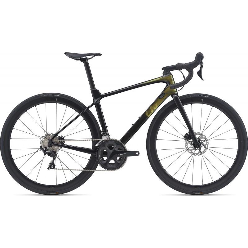 Liv Langma Advanced Pro 2 Disc 2021, vélo de route femme Tours Blois Taille XXS