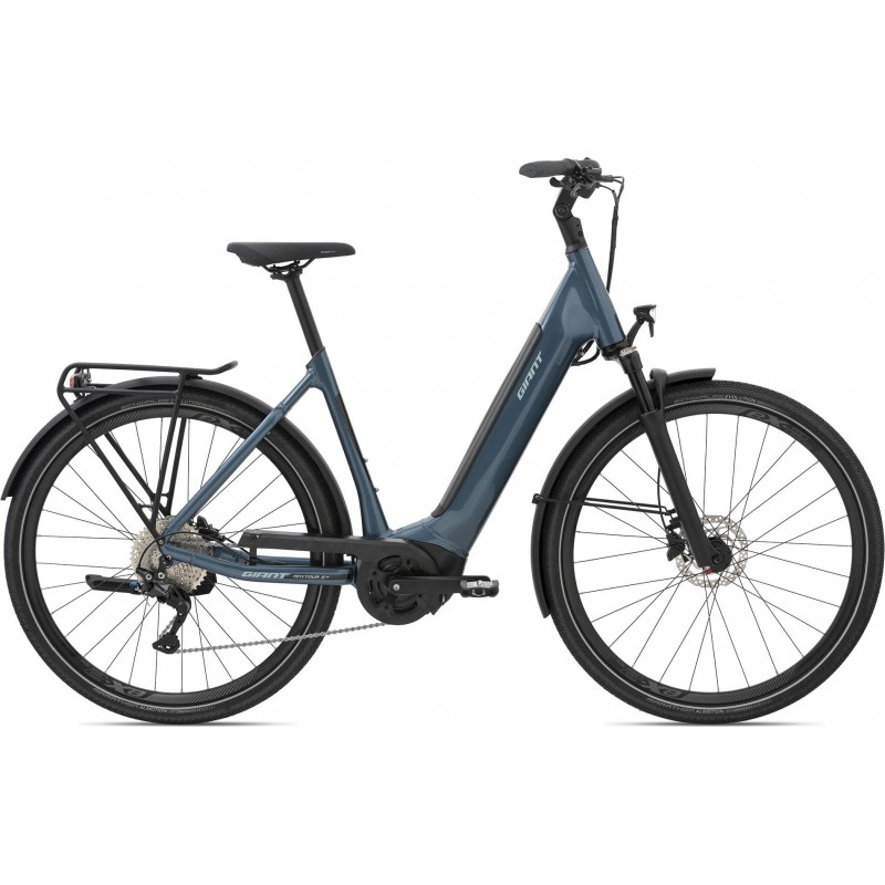 Giant Anytour E+ 1 LDS 2021 - VTC électrique chez Val De Loire Vélo Taille S