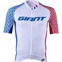 Giant Maillot MC France 2021 chez Val de Loire Vélo Tours et Blois Taille S