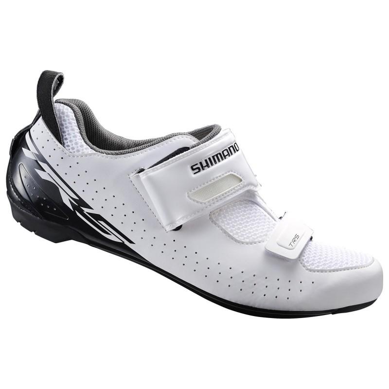 Shimano Chaussures TRI500 - Val de Loire Vélo Tours-Blois Couleur Blanc Taille 39