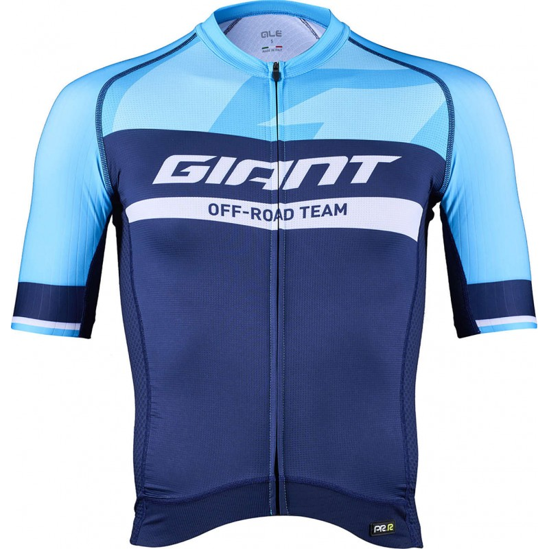 Giant Maillot MC Off-Road Team 2021 chez Val de Loire Vélo Tours et Blois Taille S