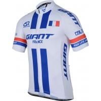 Giant Maillot MC Team France 2020 chez Val de Loire Vélo Tours et Blois Taille S