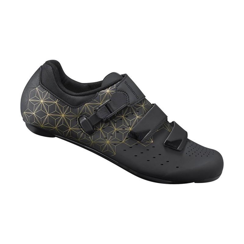 Shimano Chaussures RP301 Gold - Val de Loire Vélo Tours-Blois Couleur Noir Taille 42