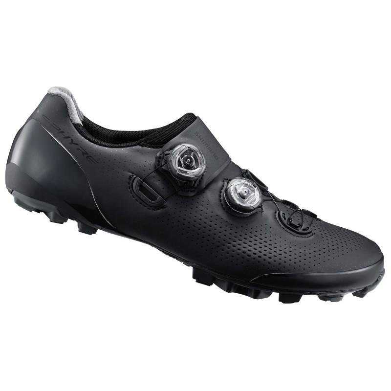 Shimano Chaussures XC901 S-Phyre - Val de Loire Vélo Tours-Blois Couleur Bleu Taille 42