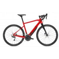Moustache Dimanche 28.5 500wh rouge 2020 - Val de Loire Vélo Tours Taille S